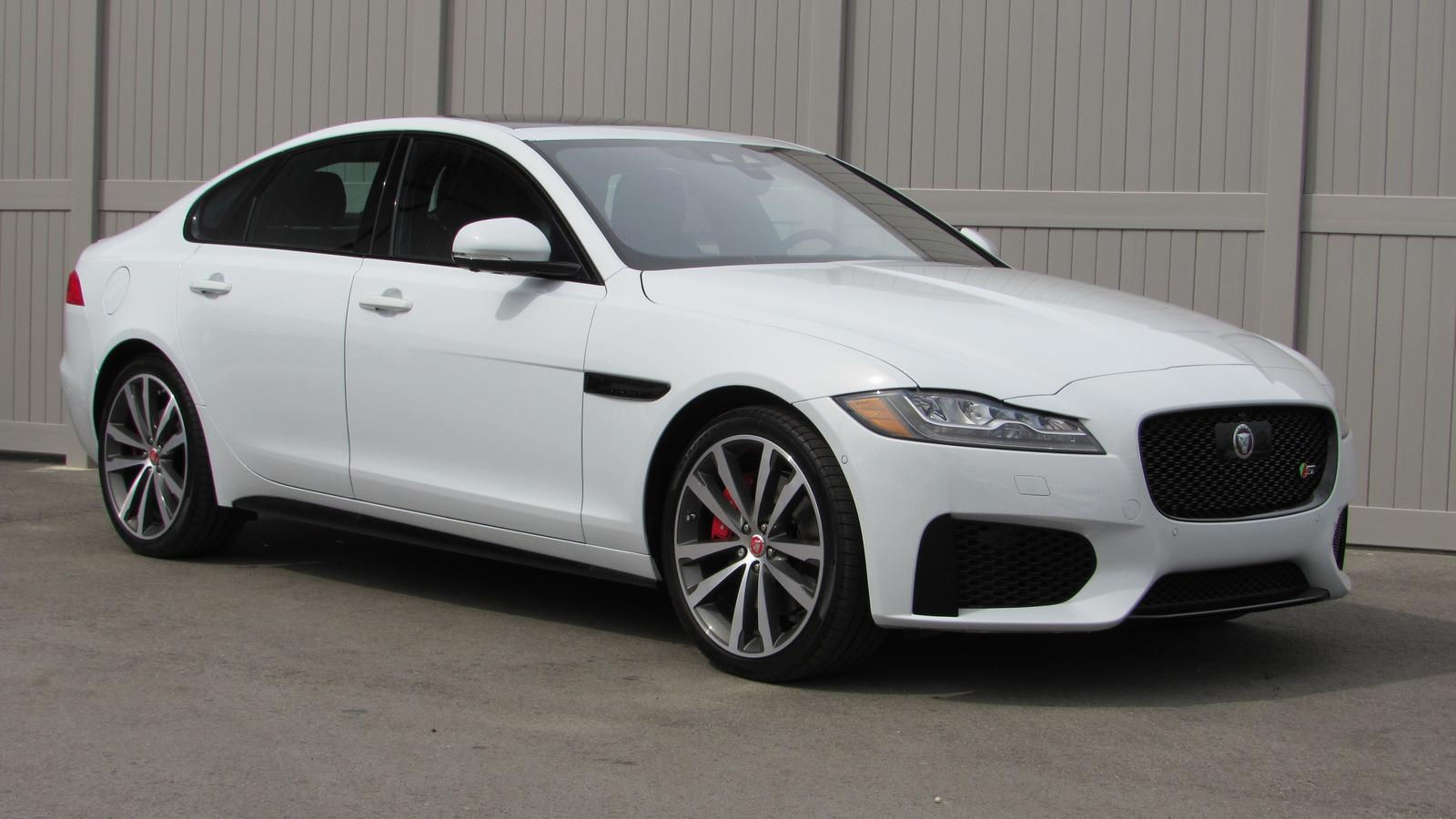 New 2019 Jaguar XF Sedan S AWD AWD