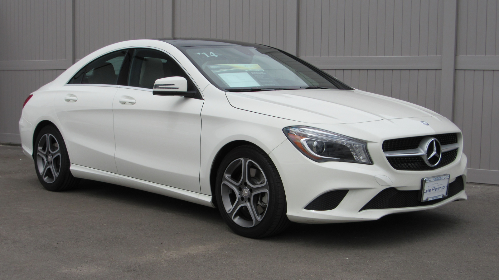 Mercedes Benz Cla >> Pre Owned 2014 Mercedes Benz Cla Cla250 Coupe Coupe For Sale