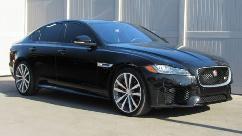 Certified Pre-Owned 2016 Jaguar XF 4dr Sdn S AWD