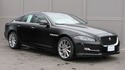 Certified Pre-Owned 2016 Jaguar XJ 4dr Sdn R-Sport AWD