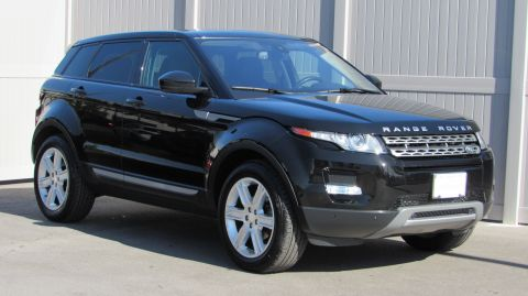 Certified Pre-Owned 2015 Land Rover Range Rover Evoque 5dr HB Pure Plus