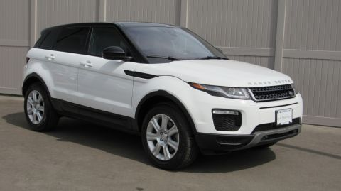 Certified Pre-Owned 2016 Land Rover Range Rover Evoque 5dr HB SE Premium